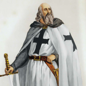 Jacques DeMolay - Knights Templar Grand Master