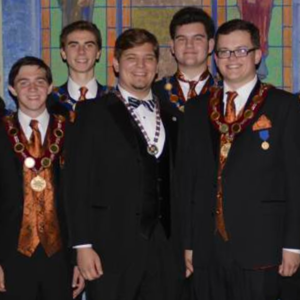 Missouri DeMolay Jurisdictional Officers