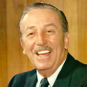 Walt Disney - Famous Senior DeMolay