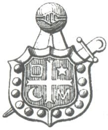 1919 DeMolay Emblem