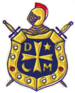 1920 DeMolay Emblem