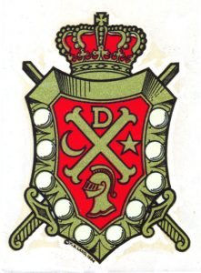 1932 DeMolay Emblem