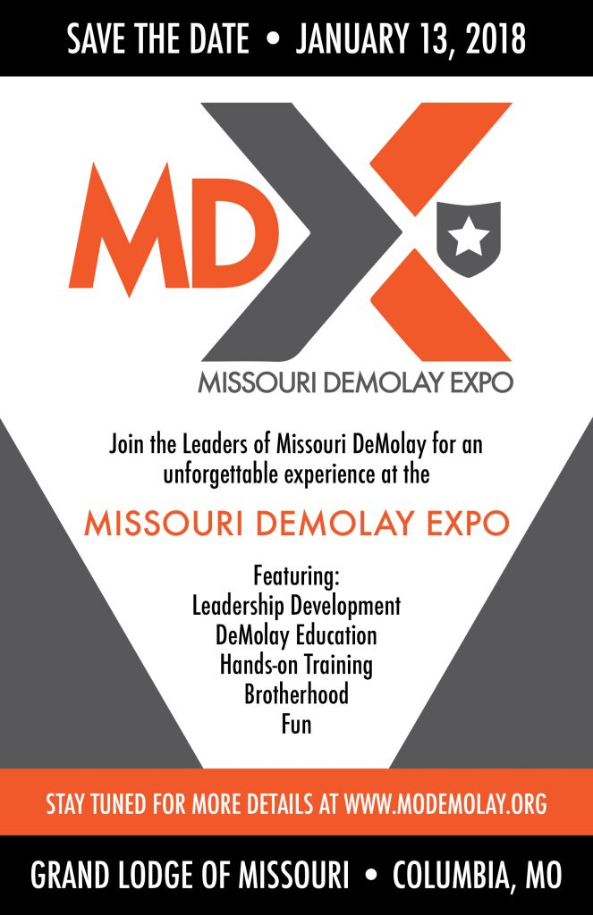 MDX - Missouri DeMolay Expo