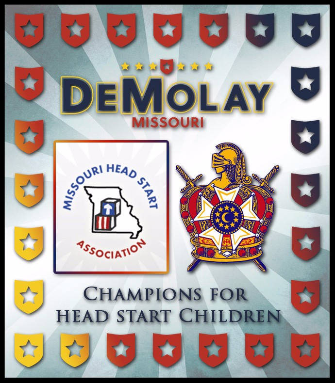 Missouri DeMolay Champions for Head Start Children