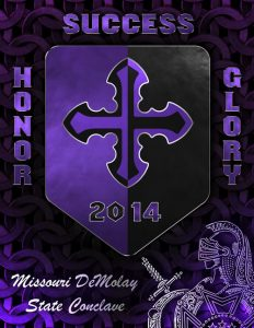 2014 Missouri DeMolay Yearbook