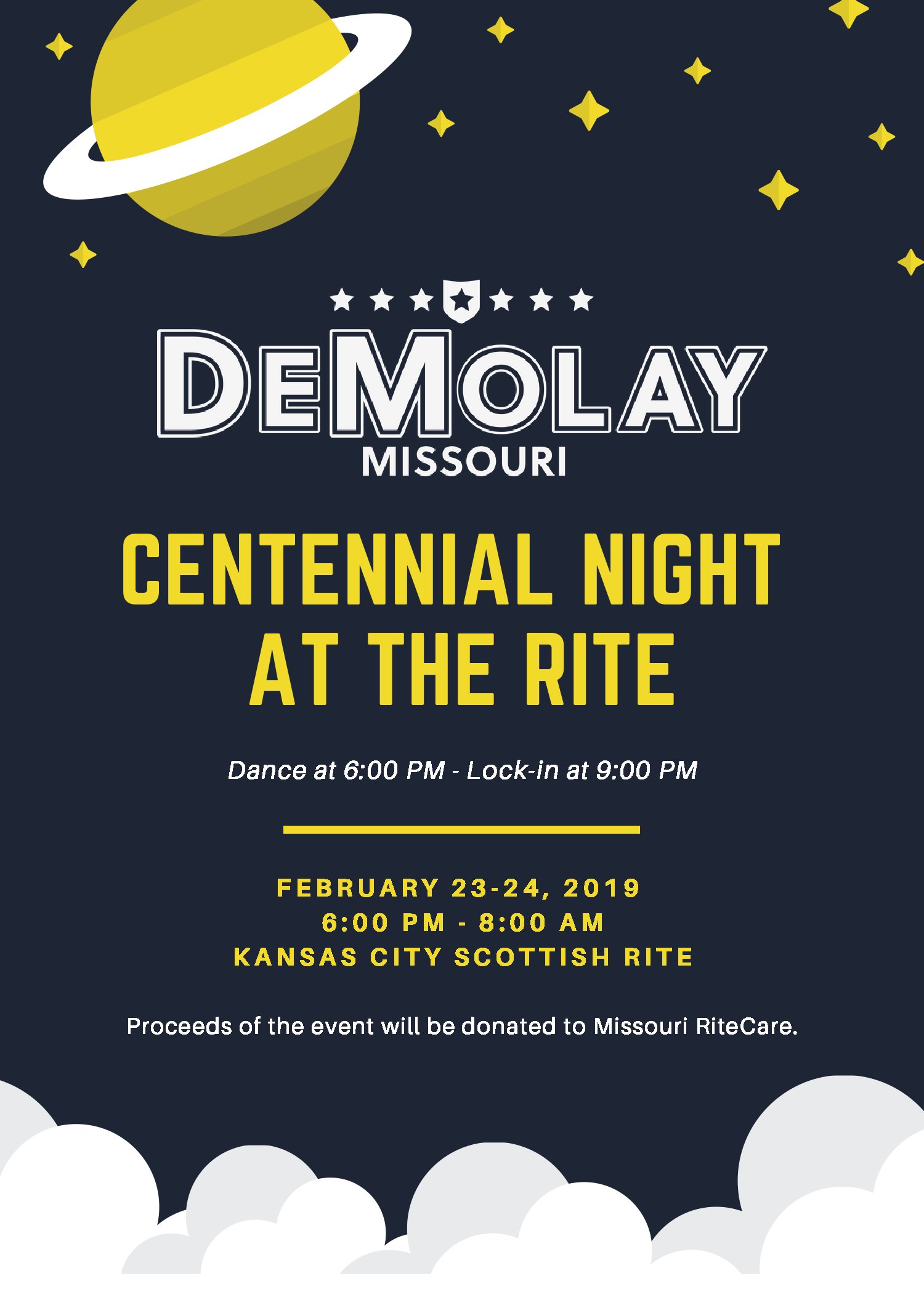 Centennial Night at the Rite