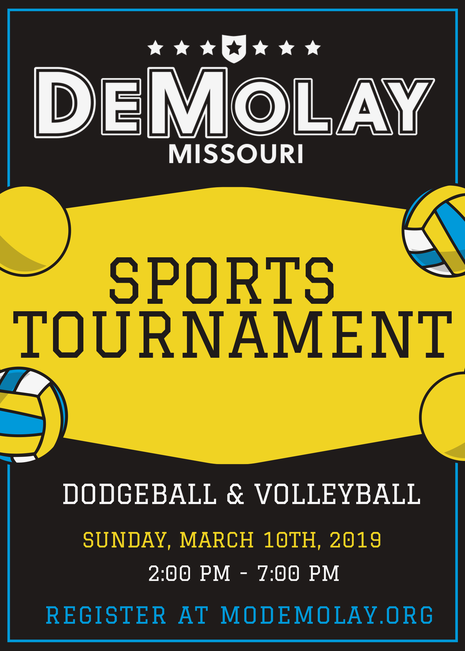Missouri DeMolay Sports Tournament