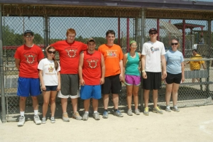 Masonic Youth Softball Tournament 2012