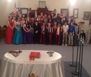 Waynesville Installation - February 2015